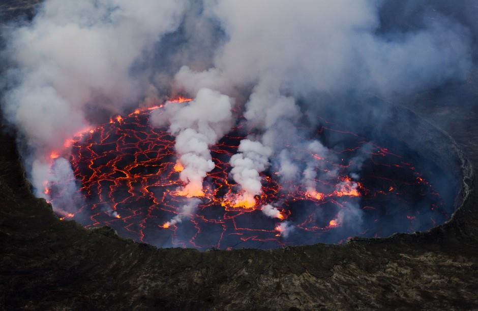 5 Days Gorilla Safaris and Mount Nyiragongo Hike