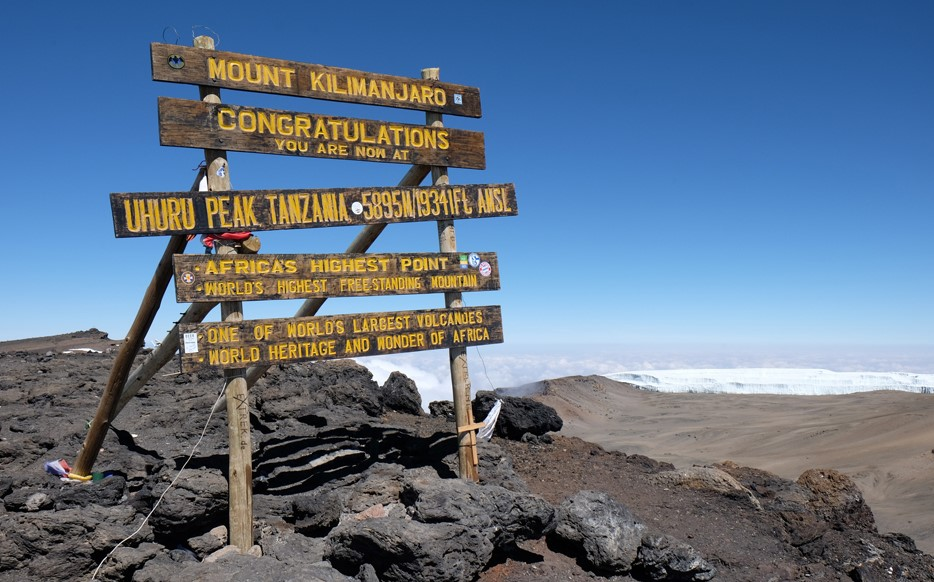 9 day Kilimanjaro Hiking Adventure